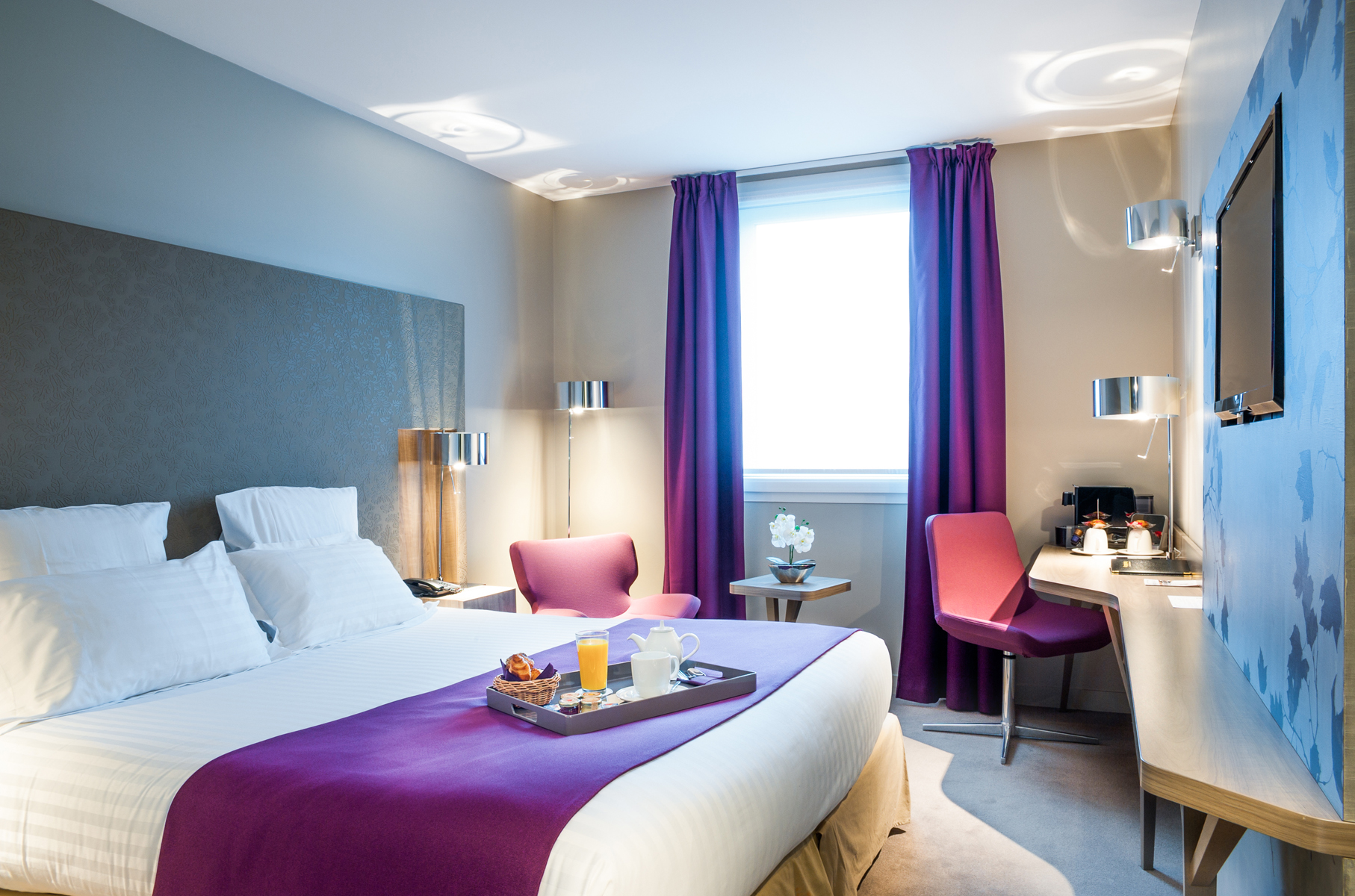 Best Western Plus Paris Vélizy chambre